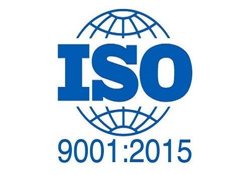 BẰNG CHỨNG NHẬN ISO 9001:2015